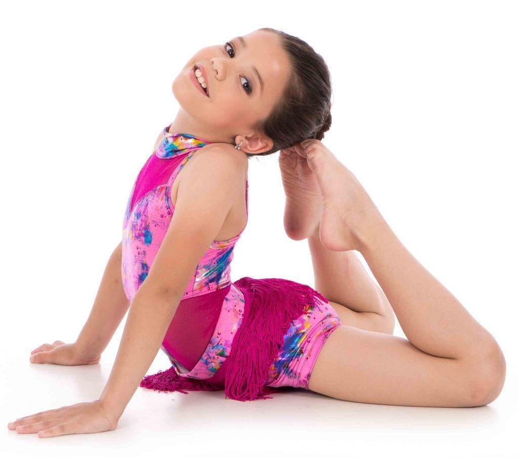 Acrobatics DanzArts Dancer
