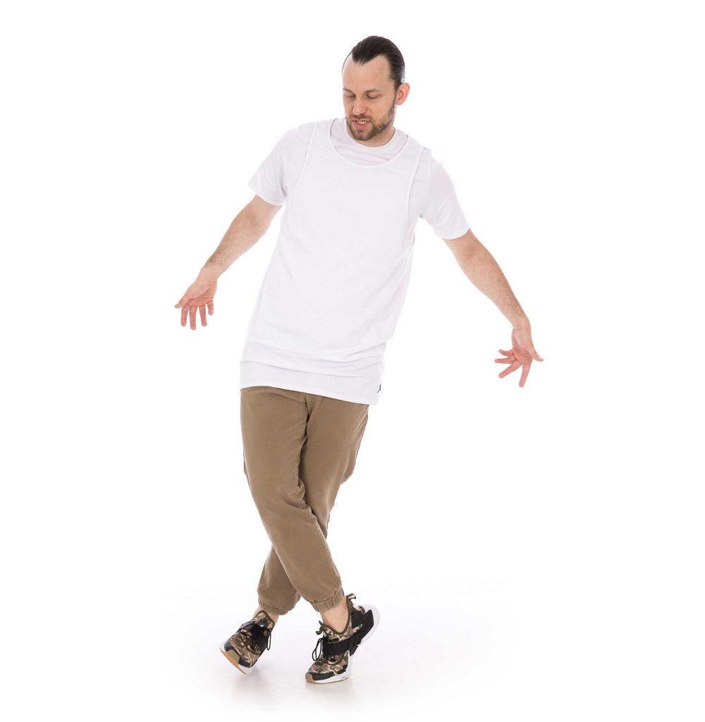 Adult Hip-Hop Dancer