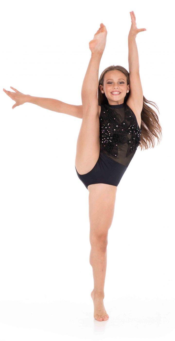 Competitive Program Dancer