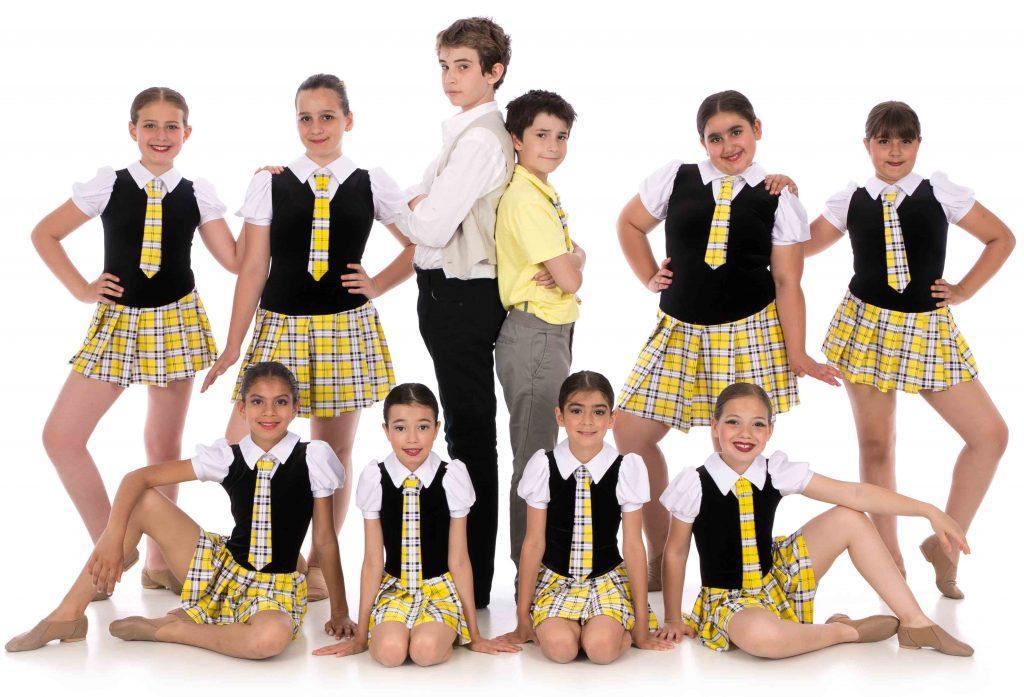 Musical Theatre DanzArts Class